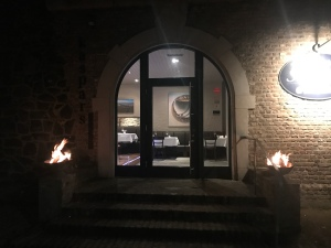 Kaspars - Eingang